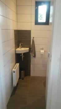 Renovatie: Toilet