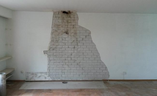 Renovatie: Openhaard slopen te Venlo