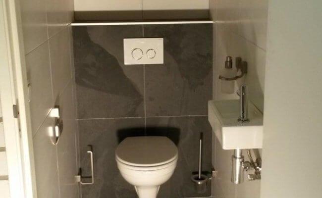 Toilet realiseren te Sint Oedenrode